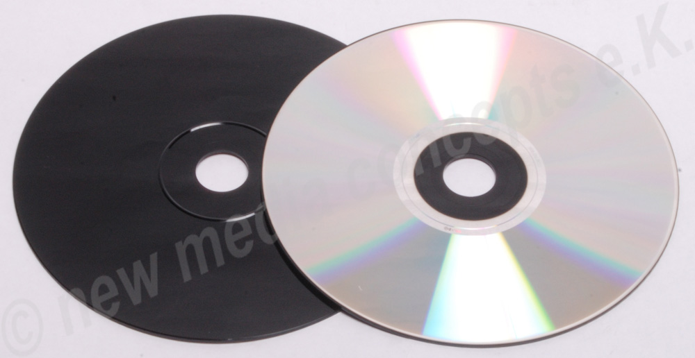 Cd R Carbon Dye 700 Mb Silber Schwarz 48x 10 Stück 701360